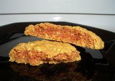 Chai Oatmeal Cookies (uses turmeric)