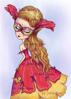 Sellos digitales Álbum de recortes Clip art Dibujo por JuliaSpiri