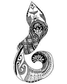 Ouroboros - 'Raposa Maori' (by Camba).