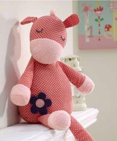 Pink Lemonade - Donkey Soft Chime Toy - Soft Toys - Mamas & Papas