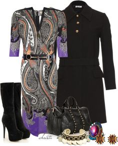 """""""#1829"""" by christa72 on Polyvore      like the dress"""