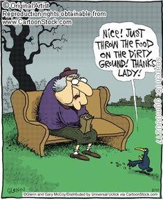 "A little ""bird humor"" ... lol"