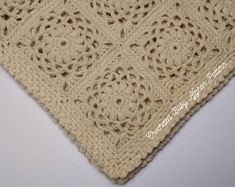 Ravelry: Granny's Love Baby Afghan pattern by the Jewell's Handmades Baby Afghan Crochet Patterns, Crochet Baby Blanket Beginner, Crochet Afghans, Crochet Squares, Crochet Blankets, Granny Squares, Baby Blankets, Baby Patterns, Easy Crochet Projects
