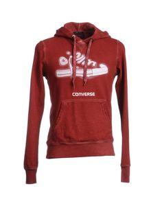 CONVERSE ALL STAR Sweatshirt Converse All Star, Converse Chuck Taylor, Gothic Jackets, Cool Hoodies, Clothing Items, Chuck Taylors, Hooded Sweatshirts, Sportswear, Cold