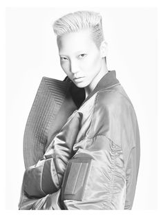 "koreanmodel: ""Soo Joo for JUUN. J Fall 2015 campaign "" Photography Photos, Fashion Photography, Juun J, Campaign Fashion, Advanced Style, Declaration Of Independence, Christmas Projects, Editorial Fashion, Pop Culture"