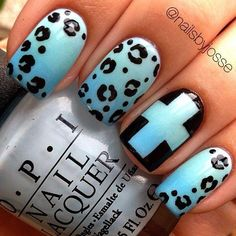 nails nailart Love the cross for Easter! Fancy Nails, Love Nails, Pretty Nails, My Nails, Uñas Fashion, Easter Nails, Manicure E Pedicure, Cute Nail Art, Fabulous Nails