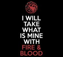 With fire and blood I will take it!!!!