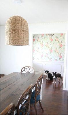 Dining Room Inspiration (via @tania0809)