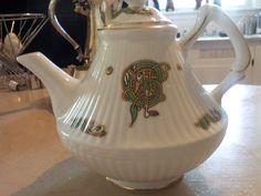 Royal Tara Fine Bone China Teapot