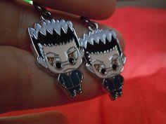 Anime Hunter X Hunter Leorio Leorio Earrings Anime by laminartz