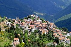 Triora, Italy  The town of witches