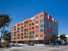 Merritt Crossing is a Sustainable Affordable Housing Project for Seniors in Oakland | Inhabitat - Sustainable Design Innovation, Eco Architecture, Green Building
