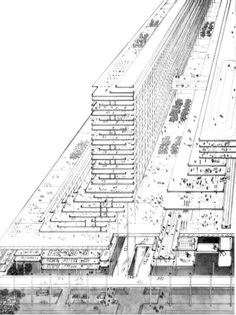 The Jersey Corridor - Peter Eisenman