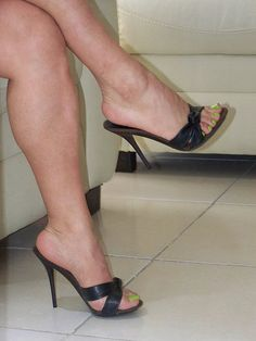 Peep toe shoes & pumps up to UK size Beautiful High Heels, Gorgeous Feet, Sexy Legs And Heels, Hot High Heels, Pantyhose Heels, Bare Foot Sandals, Sexy Sandals, Cute Heels, Sexy Toes