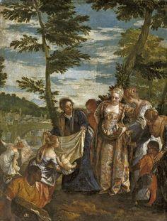 Pintura italiana y francesa hasta el siglo XVII - Colección - Museo Nacional del…