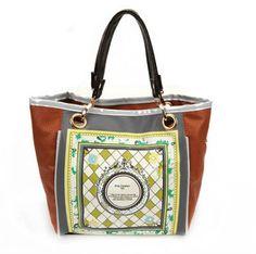 Spiritual Coffee Vintage Pattern Charm Design Handbags N3850