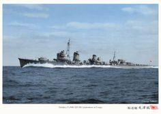 IJN Amatzukake - Cacciatorpediniere che partecipò con successo alla battaglia di Guadalcanal, infliggendo gravi perdite alla flotta americana.