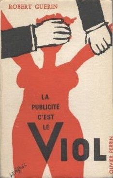 "Raymond Savignac (""publicity is rape"")"