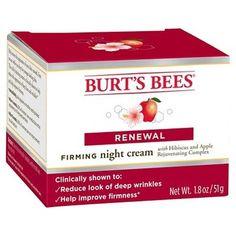 Burt's Bees Renewal Night Cream - 1.8 oz