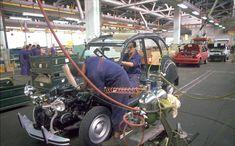 Citroen 2 CV factory pictures page 2