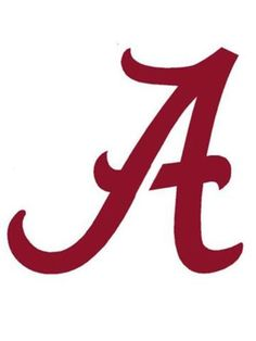 University of Alabama stencil logo - Reusalble Pattern - 10 Mil Mylar Alabama Crimson Tide, Alabama Logo, Crimson Tide Football, Roll Tide, Storm Wallpaper, Iphone Wallpaper, Stencil Logo, Sec Football, Football Season