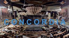 Concordia captures dangers of sea