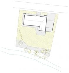 archiweb.cz - Rodinný dom Záhorie L Shaped House Plans, Green Architecture, House Extensions, Sweet Home, Home And Garden, House Design, Bungalow, How To Plan, Pantries