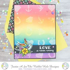 This set uses the Affirmation set and Tattoo Icons stencil by The Rabbit Hole Designs, LLC. Check out my blog for more details!