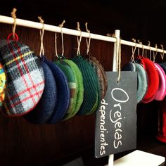 #Gelitas, las orejeras independientes de plena #moda las tienes en #Nuez Complementos