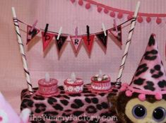 4472c2dfaf8 Beanie Boo Birthday Party embroidered in the hoop. Princess wands