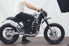 Born Motor Co. - The Tracker 125