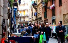 Barcelona's Best Vintage Shopping and Flea Markets