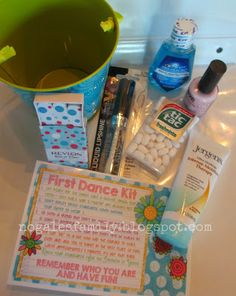 First Dance Kit for Young Womens - Mia Maids birthdays -The Nogales Family
