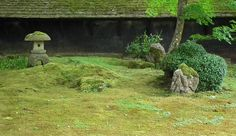 Japanese Garden in Shipton-Under-Wychwood