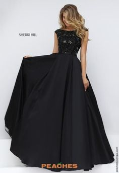 Sherri Hill 32359 - Black