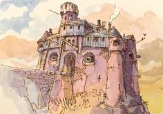 Early History of Nausicaa ===== Miyazaki was fascinated with Beauty & the Beast. This shifted to a princes in a castle with a crazy father, connected with the concept of the Windrider, & eventually became Nausicaa