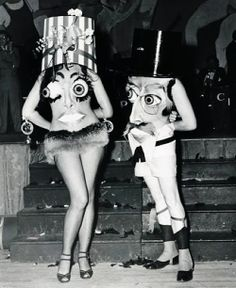 Halloween  New York  1951