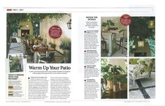 featured on pinterest southern living magazine paper
