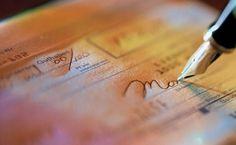 Loi d'attraction : Etapes à suivre pour remplir le chèque d'abondance