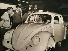 New '62 australian made beetle VW factory Melbourne, Victoria.
