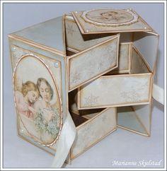 Candice papieren wereld: Gift Box - Pion Design.