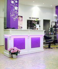 Unser wunderbarer Salon mit im Herzen von Berlin #ladolcevita #makeup #lifestyle #brautfrisuren #haartrends