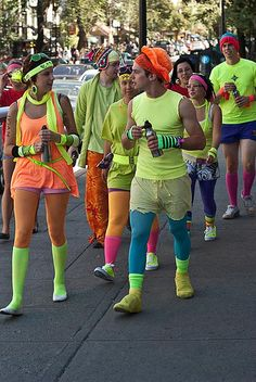 Neon Clothing by andygural, via Flickr