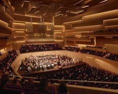 Concert Hall Design | Siansa National Concert Hall :: Henning Larsen Architects