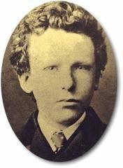a young genius; Vincent Van Gogh
