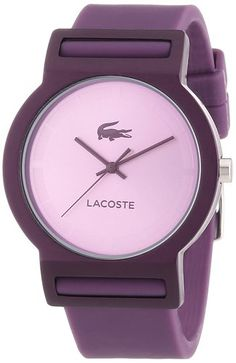 Lacoste Unisex Tokyo Purple Silicone Strap Watch 2020075 *** To view further for this item, visit the image link. (This is an affiliate link) Mens Outdoor Clothing, Camping Outfits, Camping Clothing, Military Discounts, Cheap Hoodies, Outdoor Woman, T Shirt Diy, Outdoor Outfit, Sport Watches