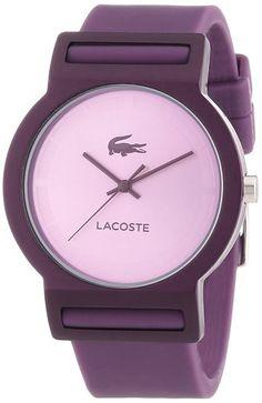 Por estar de lanzamiento, tenemos este reloj Lacoste para mujer con el 10% de descuento. ¿Qué estás esperando para tenerlo? Ingresa a masivashop.com  Precio regular: $520.000 COP  #Fashion #Accessories #Watch #Watches #Lacoste #LacosteWatch #LacosteWatches #LacosteForWomen #WomensWatch #WomensWatches