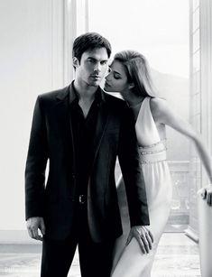 El actor de The Vampire Diaries se ha ganado un lugar entre los chicos más hot de Hollywood. ¡Sólo basta verlo en acción para enamorarse! | Galería de fotos 12 de 20 | Glamour