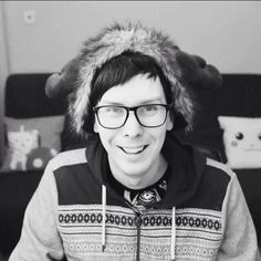 """And God said, let there be Phil Lester!"" <<< yes yes He did"