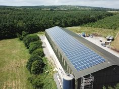The farmers choice when it comes to solar panels throughout Europe - pv Europe - solar technology and applications Landscaping Around House, Luxury Landscaping, Landscaping Jobs, Landscaping Software, Solar Panel Cost, Solar Panels For Home, Best Solar Panels, A Frame House Plans, House Goals